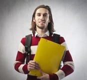 Étudiant de diplômé photos libres de droits