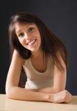 Étudiant de sourire Photos libres de droits