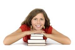 étudiant féminin Image libre de droits