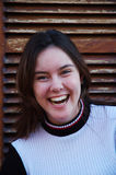 Étudiant heureux images libres de droits