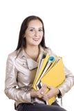 Étudiant heureux Image stock