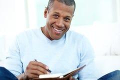 Étudiant masculin Images libres de droits