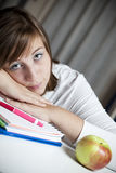 Étudiant occasionnel Image stock