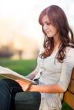 Étudiant universitaire Photo stock