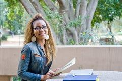 Étudiant universitaire Photos libres de droits