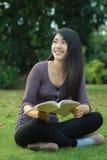 Étudiant universitaire asiatique image stock