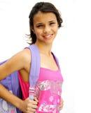 étudiante d'adolescent Photos stock