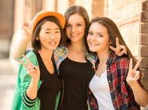 étudiants Images stock