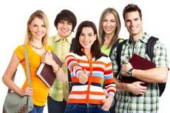 étudiants image stock