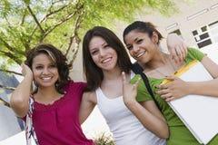 Étudiants de lycée Image libre de droits
