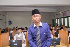 Étudiants musulmans Photos stock