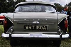 Événement classique de vintage de voiture de Humber Images libres de droits
