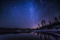 Événement clouté par étoile Images stock