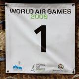 Événement d'essai du WAG 2009 Photographie stock libre de droits