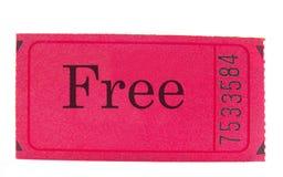Événement libre Photos stock