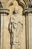 Évêque Brithwold, cathédrale de Salisbury Photos libres de droits