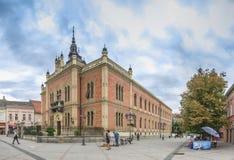 Évêque Palace à Novi Sad, Serbie image libre de droits
