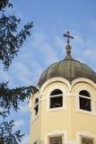 Évêque Temple St Nicholas (Nicholay), Vratsa, Bulgarie Images libres de droits