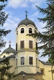 Évêque Temple St Nicholas (Nicholay), Vratsa, Bulgarie Photographie stock libre de droits