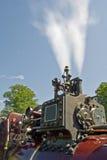 Évasion de vapeur Image libre de droits
