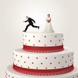 Évasion du mariage Photos libres de droits