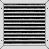 Évent simulé de climatiseur Photos stock
