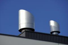 Évents de dessus de toit photo libre de droits