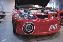 Évolution VIII de Mitsubishi Image libre de droits