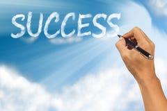 Éxito. imágenes de archivo libres de regalías