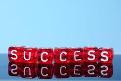 éxito Foto de archivo libre de regalías