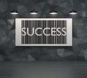 éxito Imagen de archivo libre de regalías
