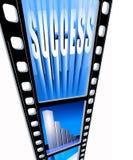 Éxito de asunto Stock de ilustración