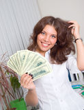 Éxito financiero Imagenes de archivo