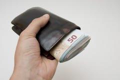 Éxito financiero Imágenes de archivo libres de regalías