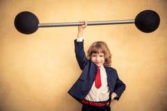 Éxito y concepto del negocio del ganador imagenes de archivo