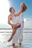 Être amoureux Images libres de droits