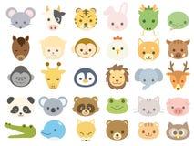 Ícone animal ilustração royalty free