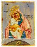 Ícone antiquíssimo Imagem de Stock