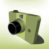 Ícone da câmara digital Ilustração Stock
