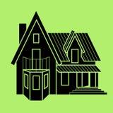 Ícone da casa Imagem de Stock