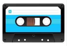 Ícone da cassete áudio Imagem de Stock Royalty Free