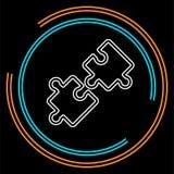 ícone da compatibilidade ilustração do elemento ilustração do vetor