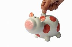 Ícone da economia Fotografia de Stock
