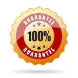 Ícone da garantia Fotografia de Stock
