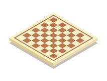Ícone da placa de xadrez Ilustração do vetor ilustração royalty free