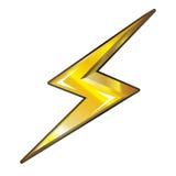 Ícone da potência Imagem de Stock Royalty Free