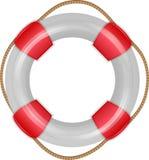 Ícone da salva-vidas Foto de Stock