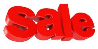 Ícone da venda Imagem de Stock Royalty Free