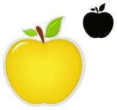 Ícone de Apple ilustração do vetor