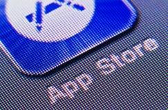 Ícone de AppStore Imagem de Stock